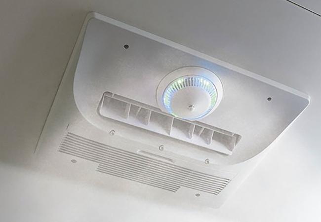温水式浴室暖房・換気乾燥機